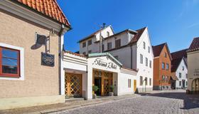 Best Western Strand Hotel - Visby - Rakennus
