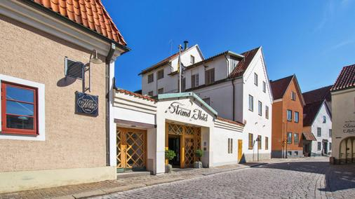 Best Western Strand Hotel - Visby - Building
