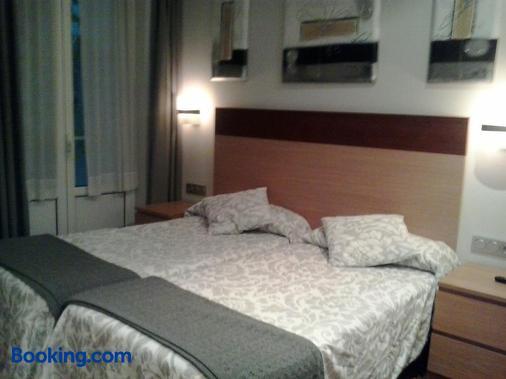 聖塞巴斯蒂安中央旅館 - 聖賽巴斯提安 - 聖塞瓦斯蒂安 - 臥室