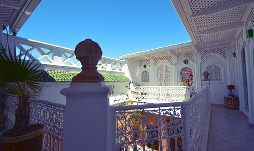 Riad Palais Des Princesses - Marrakesh - Balcony