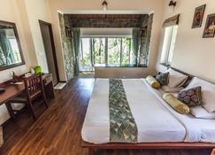 Kaivalayam Retreat - Munnar - Bedroom