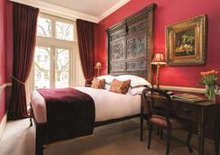 The Gore London Starhotels Collezione - Lontoo - Makuuhuone