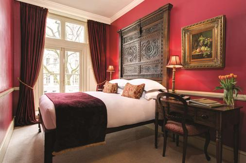 戈爾酒店 - 倫敦 - 倫敦 - 臥室