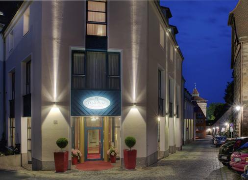 Top Dürer Hotel Nürnberg - Nürnberg - Rakennus