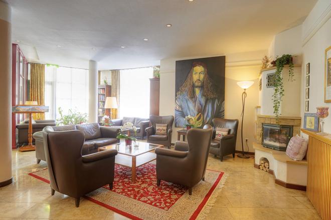 Top Dürer Hotel Nürnberg - Nuremberg - Lounge