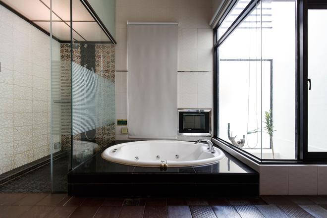 Lee Don Motel - Kaohsiung - Bathroom