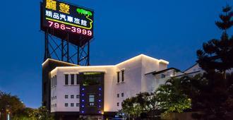 Lee Don Motel - קאושיונג - בניין