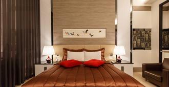 Lee Don Motel - Kaohsiung - Soveværelse