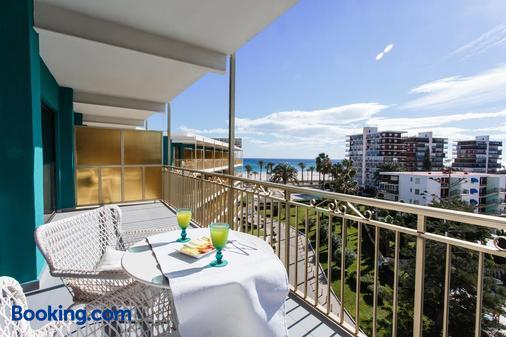 Hotel Almirante - Alicante - Balcony