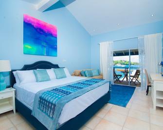 Blue Lagoon Hotel & Marina - Kingstown - Спальня