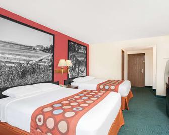 Super 8 by Wyndham Gettysburg - Gettysburg - Bedroom