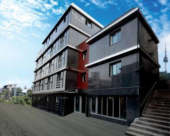 نامسان هيل هوتل - سيول - مبنى
