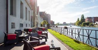 Qubus Hotel Gdansk - Γκντανσκ - Βεράντα