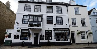 The Crown and Cushion - Windsor - Rakennus