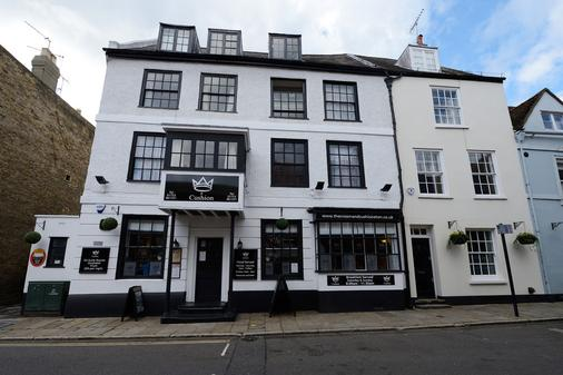 The Crown and Cushion - Windsor - Building