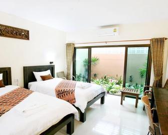 Baan Na Khon Hotel - Nakhon Si Thammarat - Bedroom