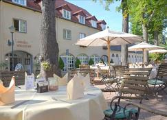 Hotel Landhaus Wörlitzer Hof - Woerlitz - Patio