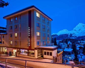 Sorell Hotel Asora - Arosa - Building