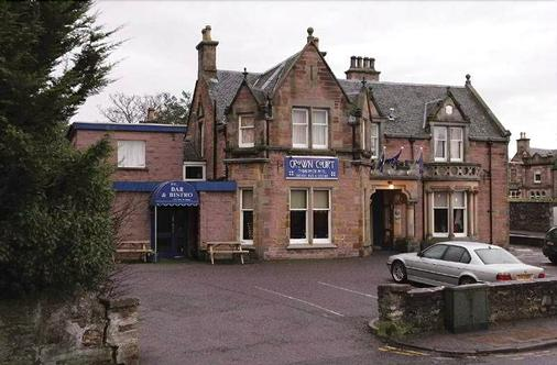 Crown Court Townhouse Hotel - Inverness - Building