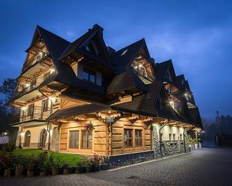 Pensjonat Dziubas - Białka Tatrzańska - Building