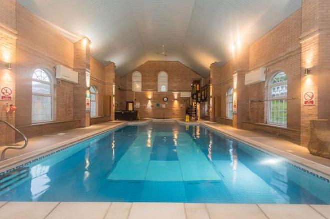 Seiont Manor Hotel - Caernarfon - Πισίνα