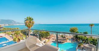 M.C.A. Marquis Hotel - Alanya - Balcony