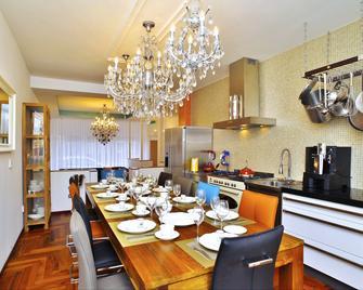 Luxury Apartments Delft Family Houses - Delft - Speisesaal