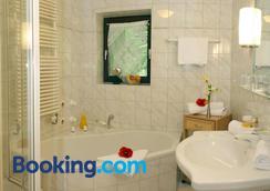 Hotel Alpenstuben - Schwangau - Bathroom