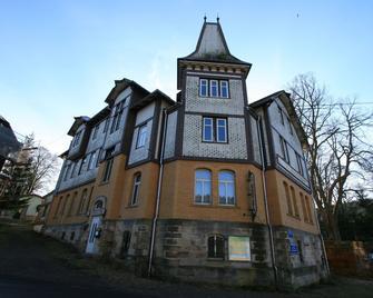 Hotel Schwarzaquelle - Steinach (Thuringia) - Building