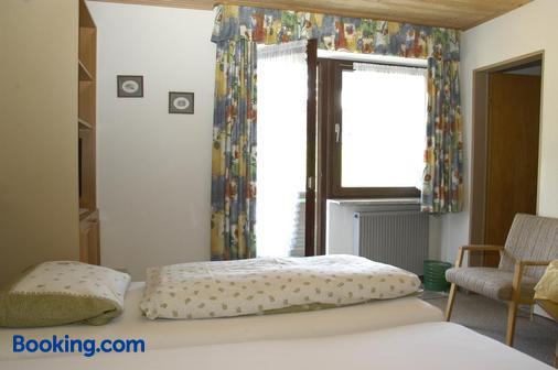 Gastehaus Winsauer - Mittelberg - Bedroom