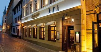 Hotel Zumnorde - Эрфурт - Здание