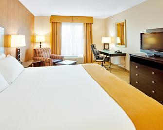 Holiday Inn Express Hotel & Suites Lebanon - Lebanon - Slaapkamer