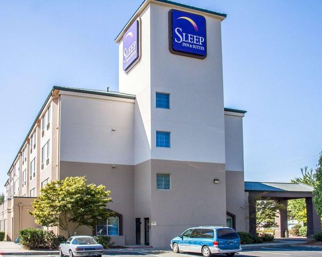Sleep Inn & Suites - Roseburg - Bâtiment