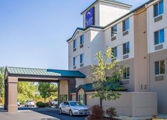 Sleep Inn & Suites - Roseburg - Rakennus