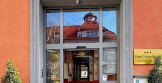 Hotel Burgschmiet - נורמברג