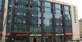 Greentree Inn Zhejiang Zhoushan Putuo Donggang Business Hotel - Zhoushan