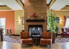 Comfort Suites East Broad at 270 - Columbus - Lobby
