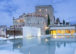 Castello di Velona Resort - The Leading Hotels of the World - Montalcino - Gebäude