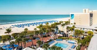 TradeWinds Island Grand Beach Resort - St. Pete Beach - Piscina