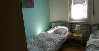 Large apartment for 14 people - Colònia - Habitació