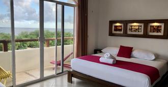 El Hotelito Mahahual - Majahual - Bedroom
