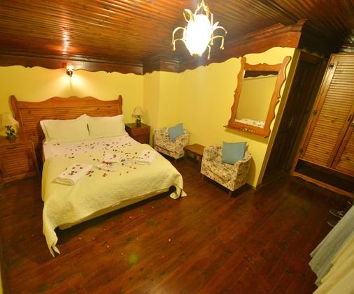 El Rio Motel - Şile - Κρεβατοκάμαρα