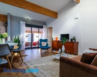 Demeure Terrisse- Résidence De Tourisme - Marseillan - Living room