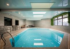Best Western Plus Hostellerie Du Vallon - Trouville-sur-Mer - Pool