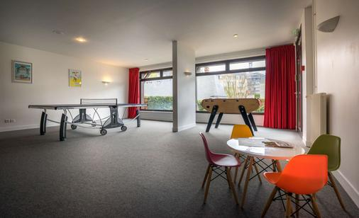Best Western Plus Hostellerie Du Vallon - Trouville-sur-Mer - Attractions