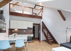 Pytloun Apartments Liberec - Liberec - Sala de estar