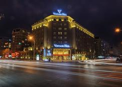 Yinchuan Vintage Hill Hotels & Resorts - Yinchuan - Building