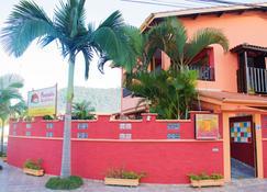 Pousada Recanto Domus - Ubatuba - Vista del exterior