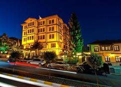 Baglar Saray Hotel - Safranbolu - Rakennus