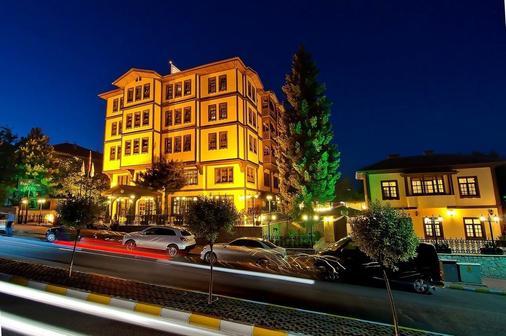 Baglar Saray Hotel - Safranbolu - Κτίριο